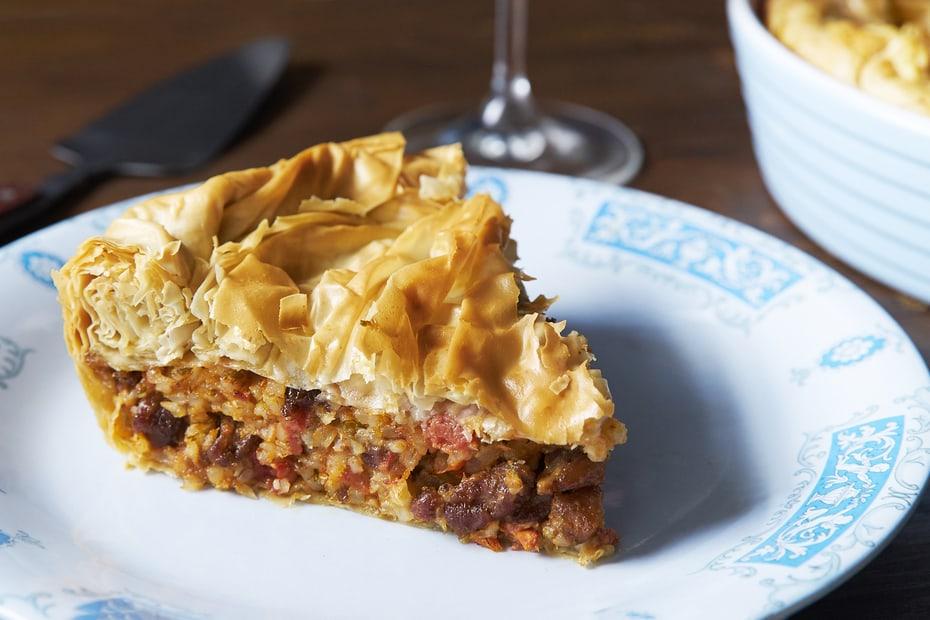 Meat pie - gastronomia tradicionla de chetumal