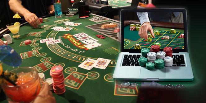 Qué es un casino online