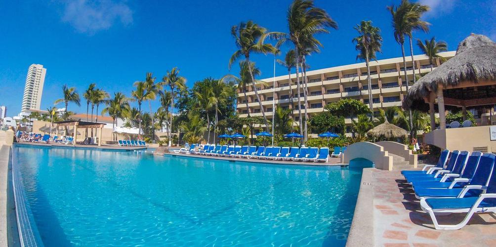 The Palms Resort of Mazatlan - mejores hoteles de mazatlan