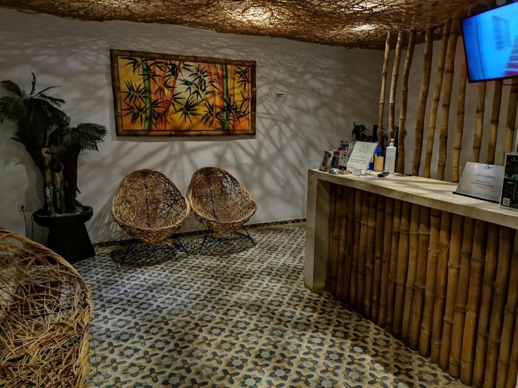 Hotel Casa Bamboo - hoteles valladolid yucatan