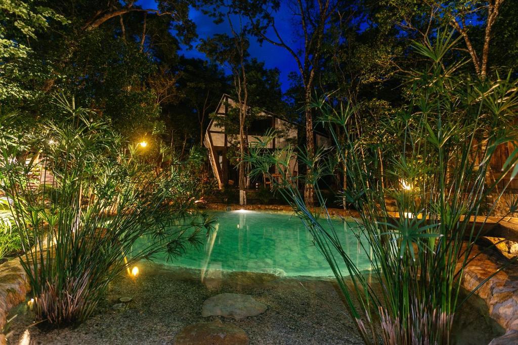 Nahouse Jungle Lodges - cabañas en tulum riviera maya
