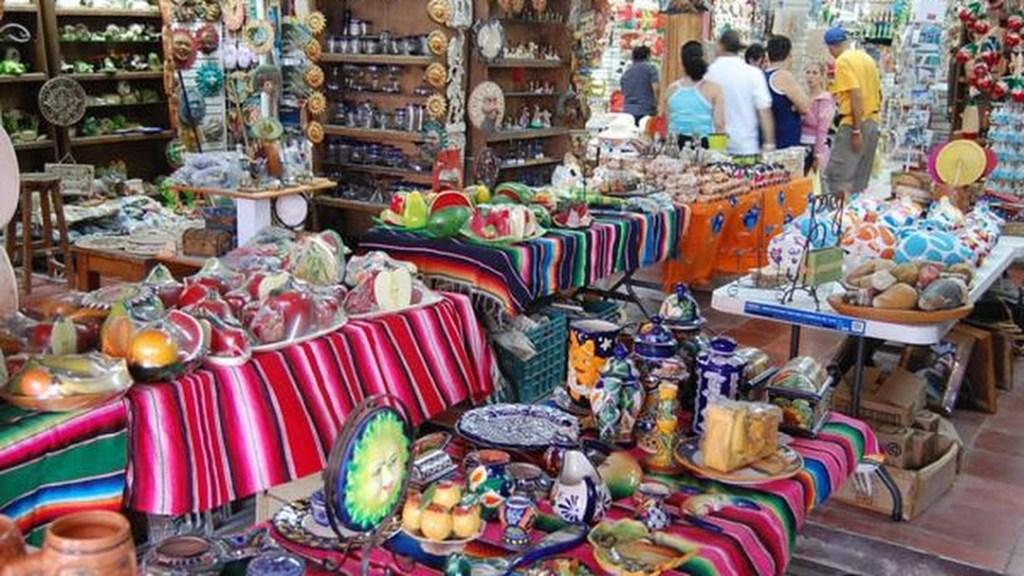 mercado 28 de Cancun