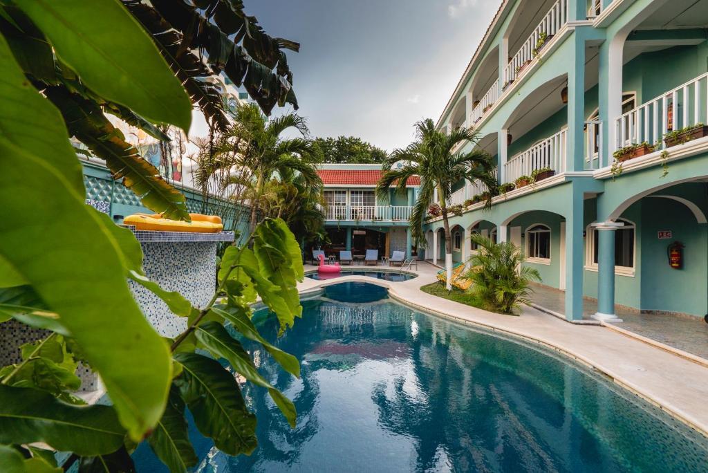 Selina Playa del Carmen - hotel economico