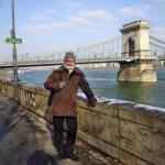 Ponte delle catene, Budapest - 2014