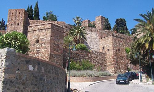 Alcazaba, Malaga - Andalusia