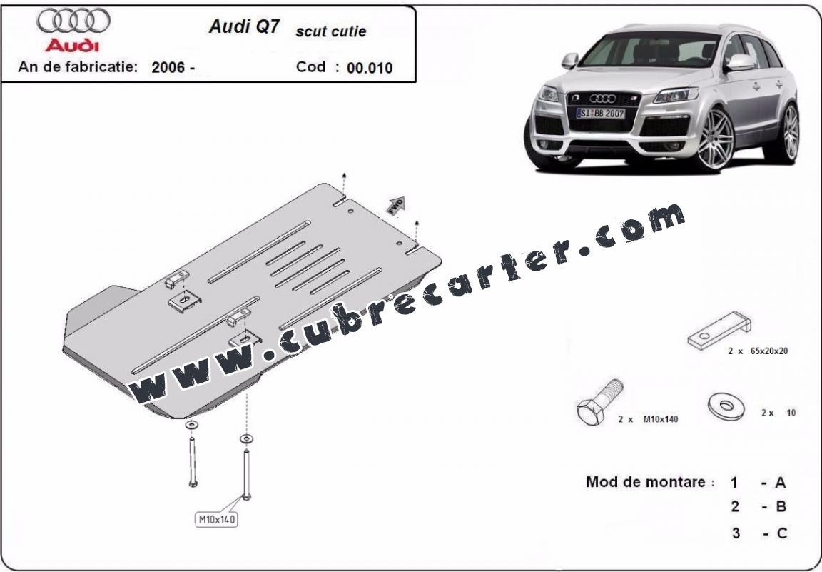 Proteccion Del Caja De Cambios Audi Q7