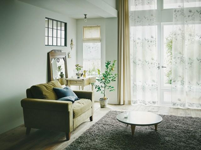 日本の住まいと窓装飾の変遷 ホームファッション カーテンの人気