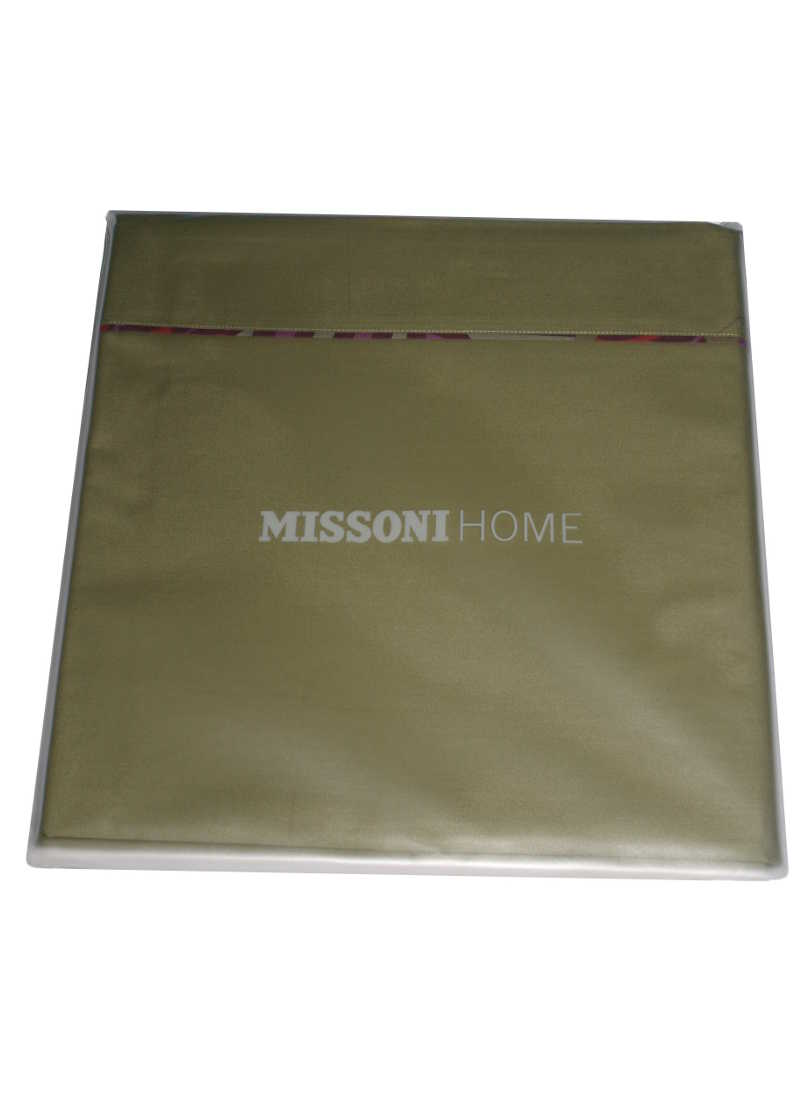 Missoni Home Flat Sheet Nadia