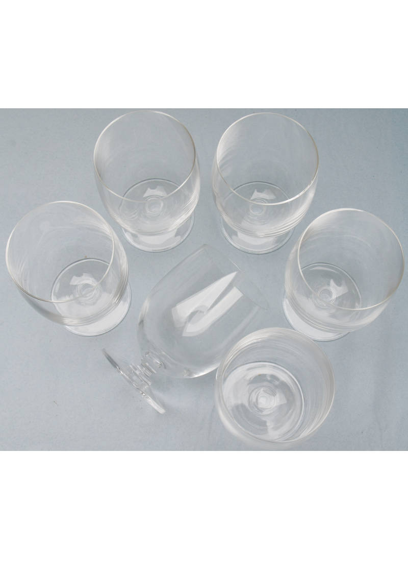 Alessi Dressed Glasses Water 6 Pcs