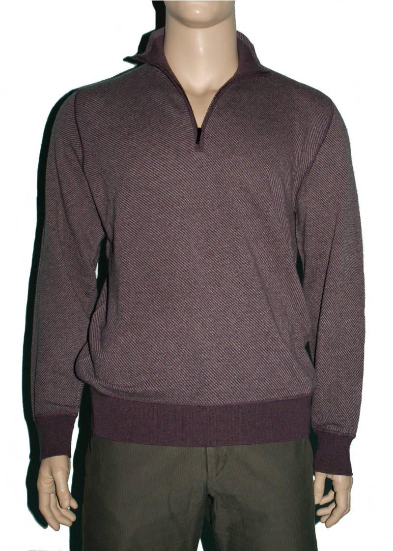 Loro Piana Half Zip Sweater
