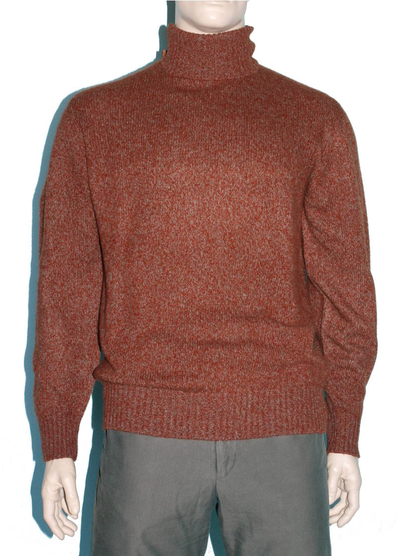 Loro Piana Baby Cashmere Turtleneck