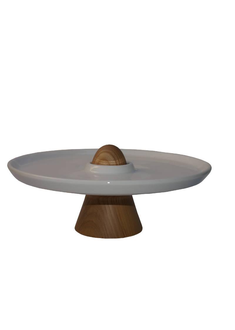 Legnoart Mini Cakes Stand Sombrero