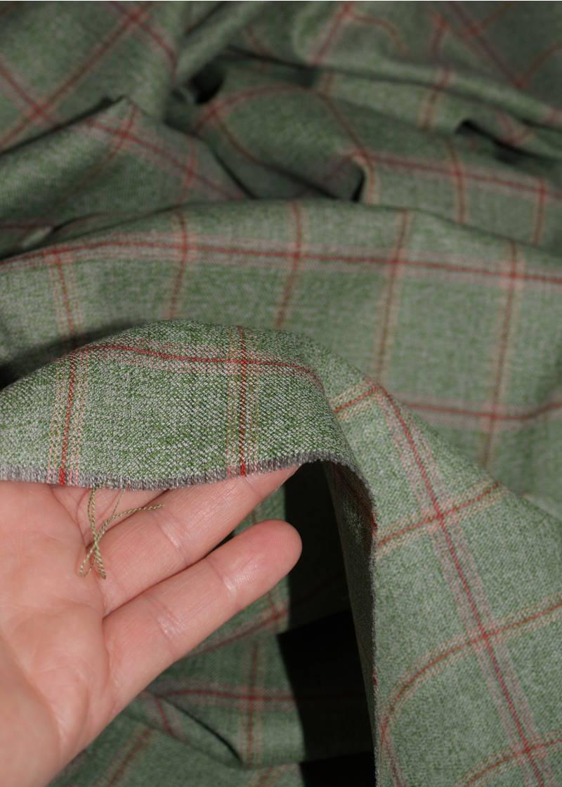 Ermenegildo Zegna Fabric Trofeo Wool Jacket