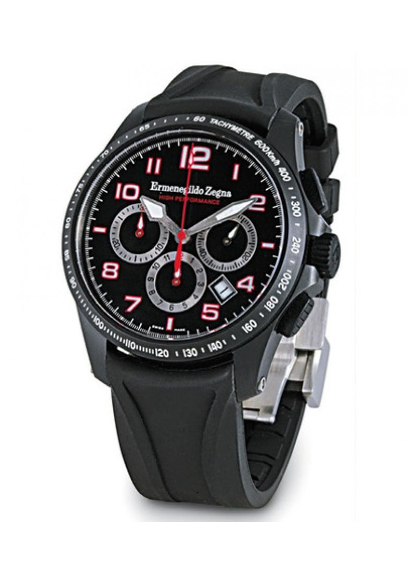 Ermenegildo Zegna Chronograph Watch