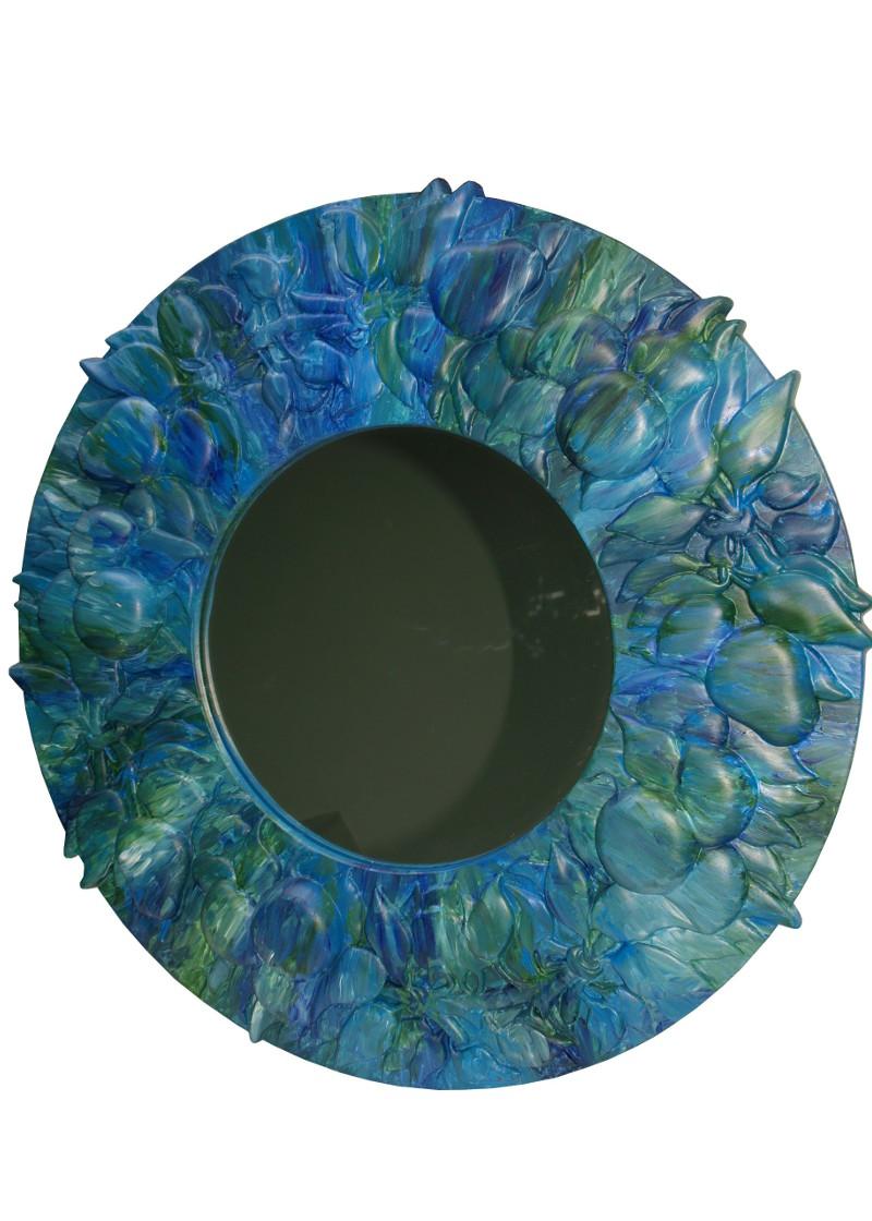 Driade Mirror Tikal Blue