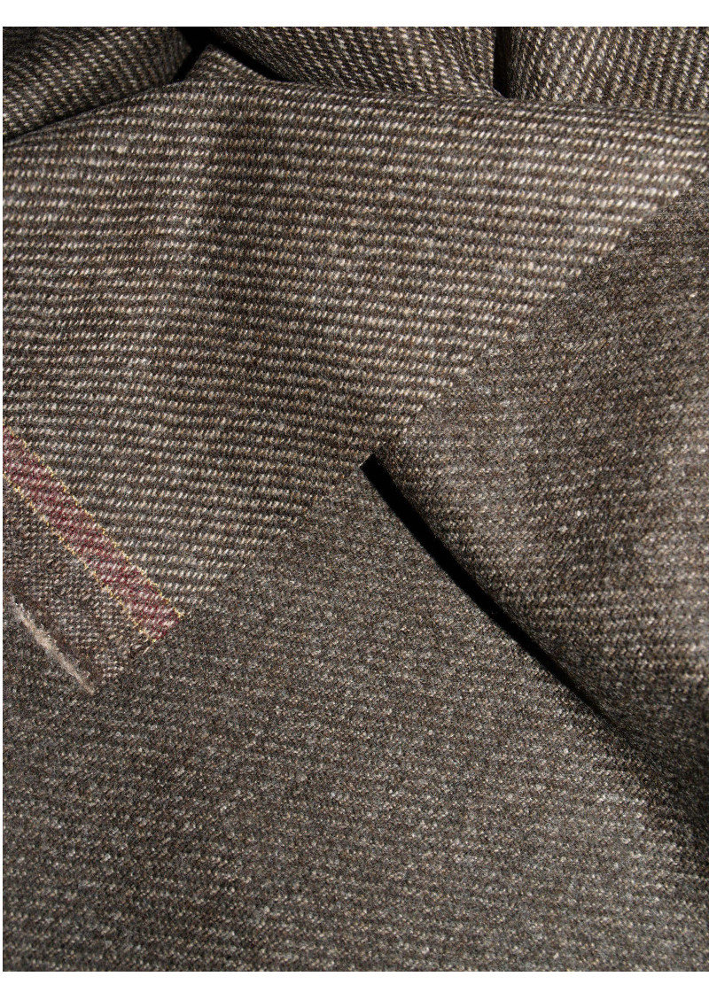 Ermenegildo Zegna Fabric Brown