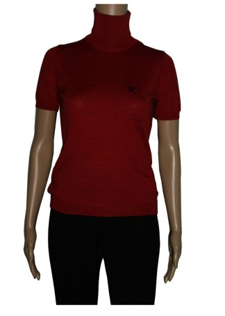 Romeo Sarti Turtleneck Lady Coreana Red