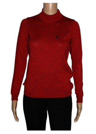 Romeo Sarti High Neck Lady Coreana Red