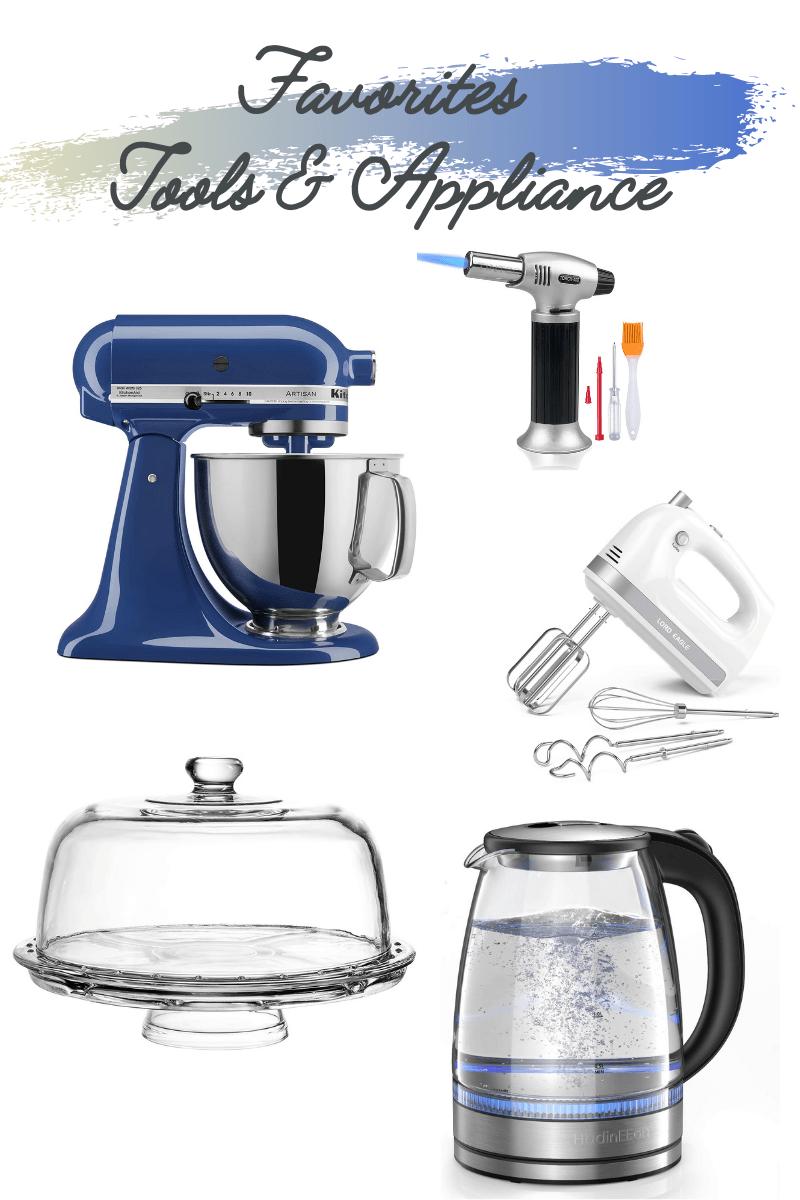 favorites tools & appliance baking