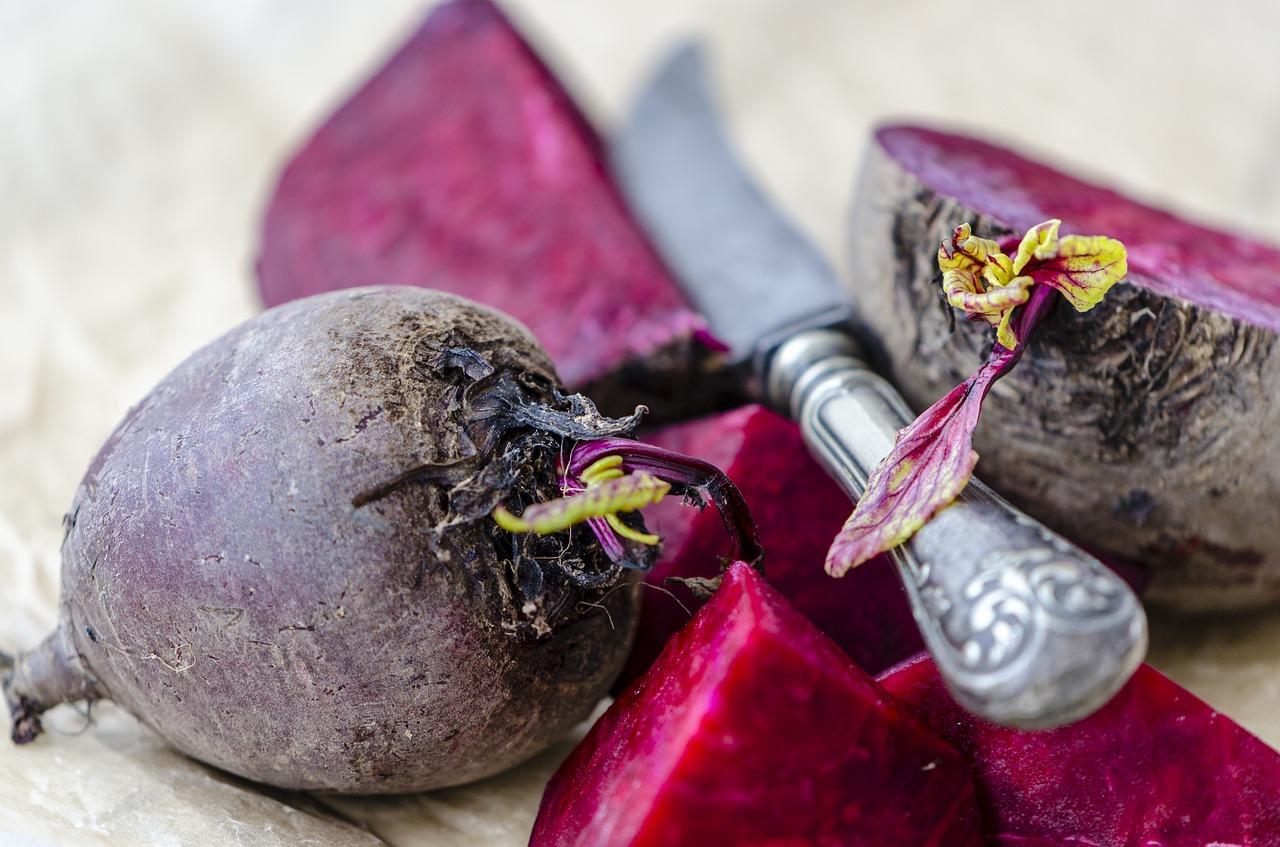 beetroots for filling ravioli