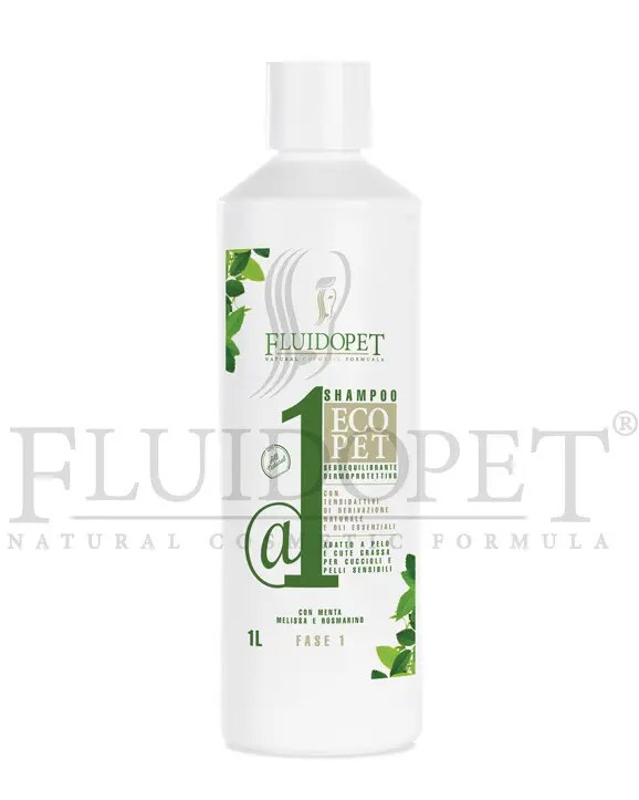 shampoo ecopet @1 1000ml