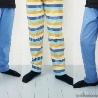 Easy PJ Pants That Beginners Can Make - Sewing Tutorial