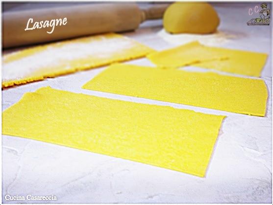 Lasagne come prepararle ricetta base