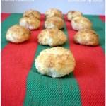 Biscottini di cocco ricetta dolci