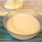 Latticello ricetta casalinga con la panna