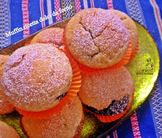Muffin ricetta dolci da forno