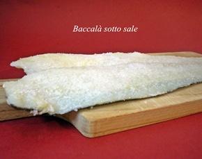 Baccalà sotto sale: ammollo come farlo in casa