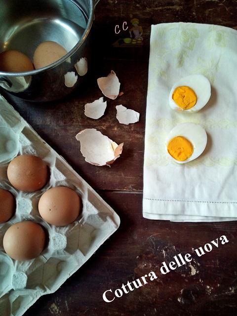 Tempi di cottura delle uova