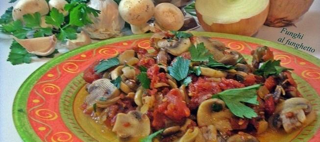 Funghi al funghetto