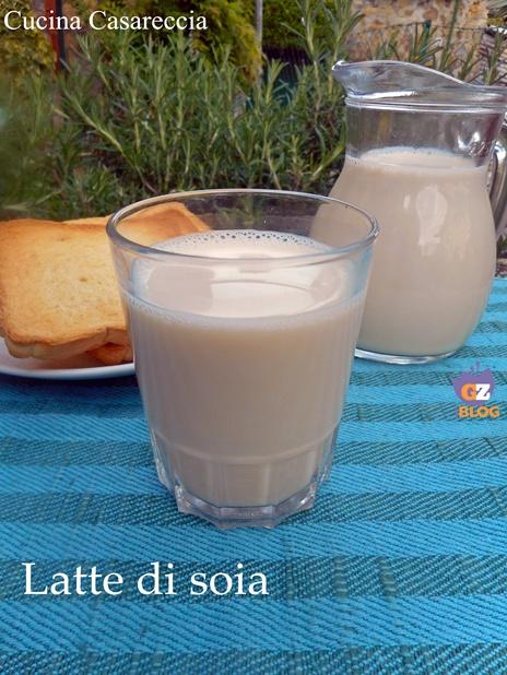 Latte di soia