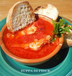 Zuppe e brodetti di pesce scuola di cucina
