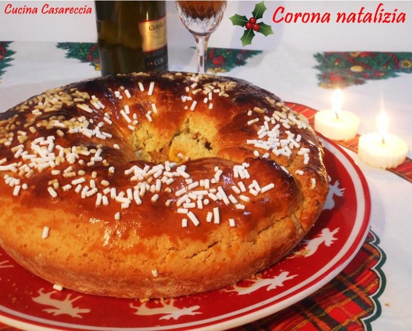 Corona natalizia