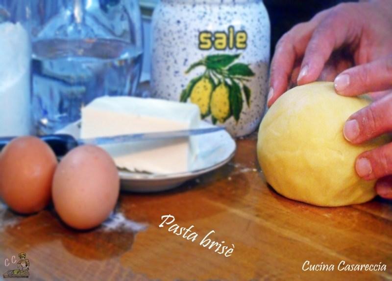 Pasta brisè come prepararla