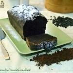 Plumcake al cioccolato con albumi