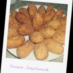 crocchè di riso e patate