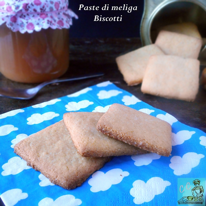 Paste di meliga ricetta biscotti