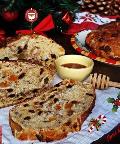Pane di Natale ricetta Toscana