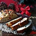 Stollen dolci di Natale
