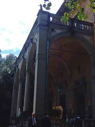 Logge Giardino Corsini