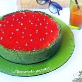 Cheesecake anguria