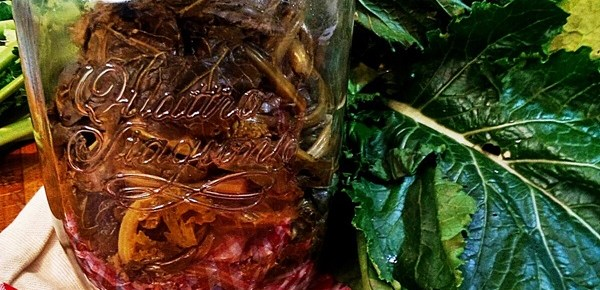 Conservare friarielli o rape sotto vuoto