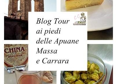 Blog Tour ai piedi delle Apuane Massa e Carrara