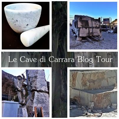 Le cave di Carrara blog tour