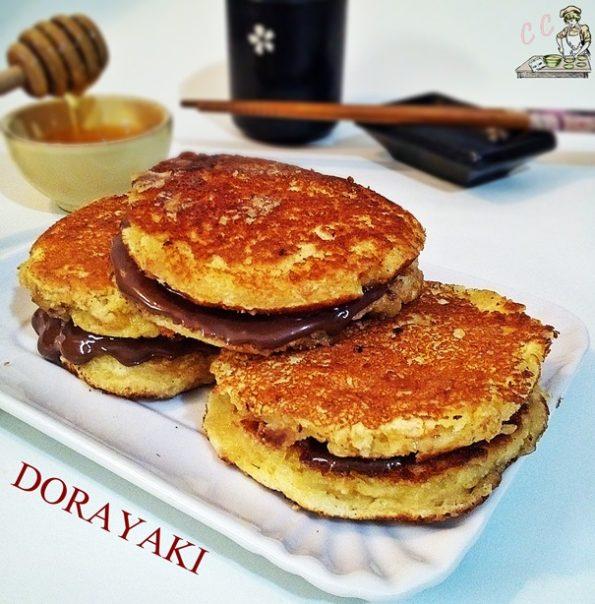 Dorayaki dolce di origine giapponese