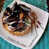 Zuppa di cozze napoletana