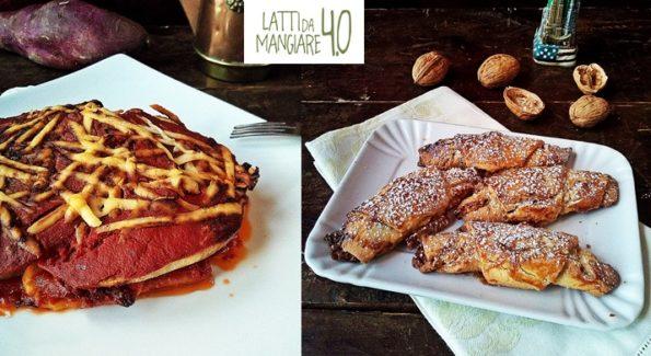 Menù americano contest Latti da mangiare 4.0